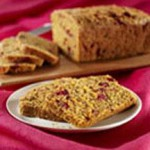 Carrot Cranberry Bread recipe