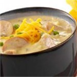 Cheddary Beer Soup recipe
