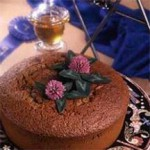 Chiffon Honey Cake recipe