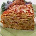 Chile and Cheese Enchilada Stack recipe