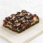 Chocolate 'Berried Treasure' Bars recipe
