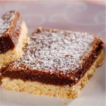 Chocolate Cinnamon Nut Bars recipe