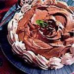 Cinnamon Chocolate Meringue recipe