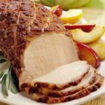 Cinnamon Pork Roast recipe