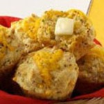 Country Cheddar Muffins recipe