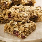 Cranberry Raisinet Oatmeal Bars recipe