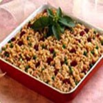 Cranberry Roasted Garlic Risotto recipe