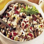Cranberry Vegetable Risotto recipe