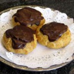 Cream Puffs with Variations recipe