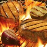 Cuban-Style Grilled Chops recipe