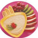 Curried Fruit Cream Dip recipe