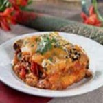Easy Enchilada Casserole recipe