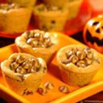 Easy Halloween Cookie Cups recipe