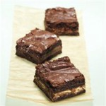 Fantabulous Wonka-Stuffed Brownies recipe
