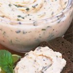 Fresh Herb Bean Spread recipe