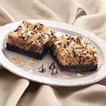 German Chocolate Coconut Bars recipe