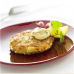 GranQueso Crab Cakes recipe