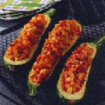 Grilled Beany Zucchini recipe