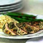 Grilled Chicken Breast with Fresh Herbs recipe