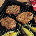Grilled Lime-Cilantro Beef Chuck Steaks recipe