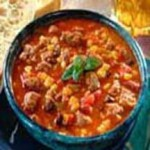 Hearty Tex-Mex Chili Soup recipe