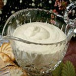 Holiday Eggnog Cream recipe