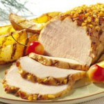 Honey-Pineapple Pork Roast recipe