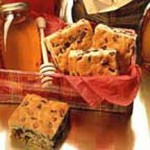 Honey Blondies recipe