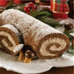 Kris Kringle Bûche de Noel recipe