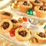 Kris Kringle Peanut Butter Cups recipe