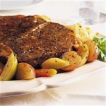 Lemon-Herb Beef Pot Roast recipe