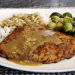 Lemon Chicken Cutlets recipe