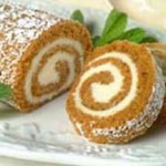 LIBBY'S® Pumpkin Roll with Cream Cheese Filling recipe