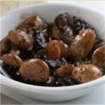 Marcona Almond and Turkish Figs in Balsamic Syrup recipe
