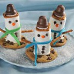 Marshmallow Snowmen recipe