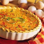 Mexican Quiche recipe