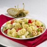Mini Wheels Pasta Salad recipe