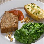 Miracle Makeover Meatloaf recipe