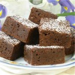 Mocha Fudge Brownies recipe