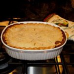 Mom's Beef Pot Pie recipe