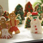 NESTL ® TOLL HOUSE® Holiday Shapes Cookie Platter recipe