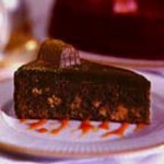 Nestle® Treasure Torte Dusted with Gold recipe