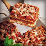No-Fuss Beef Lasagna recipe