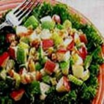Ortega Apple and Green Chile Salad recipe