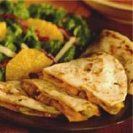 Ortega Green Chile Quesadillas recipe