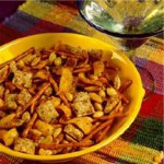 Ortega Snack Mix recipe