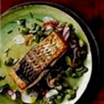 Pan-Roasted Striped Bass recipe