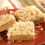 Peanutty Piña Colada Bars recipe