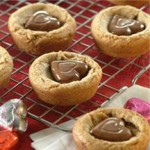 Peanutty Valentine Cookies recipe