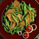 Pork and Red Chile Stir-Fry recipe